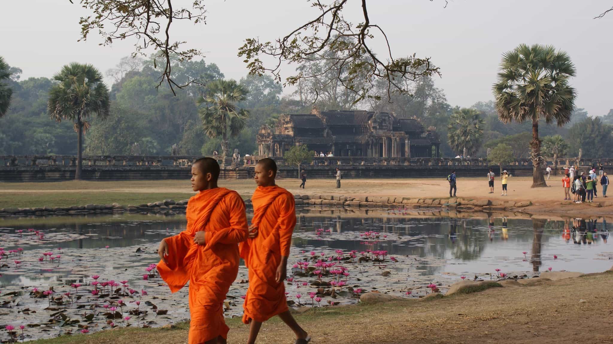 Angkor National Park