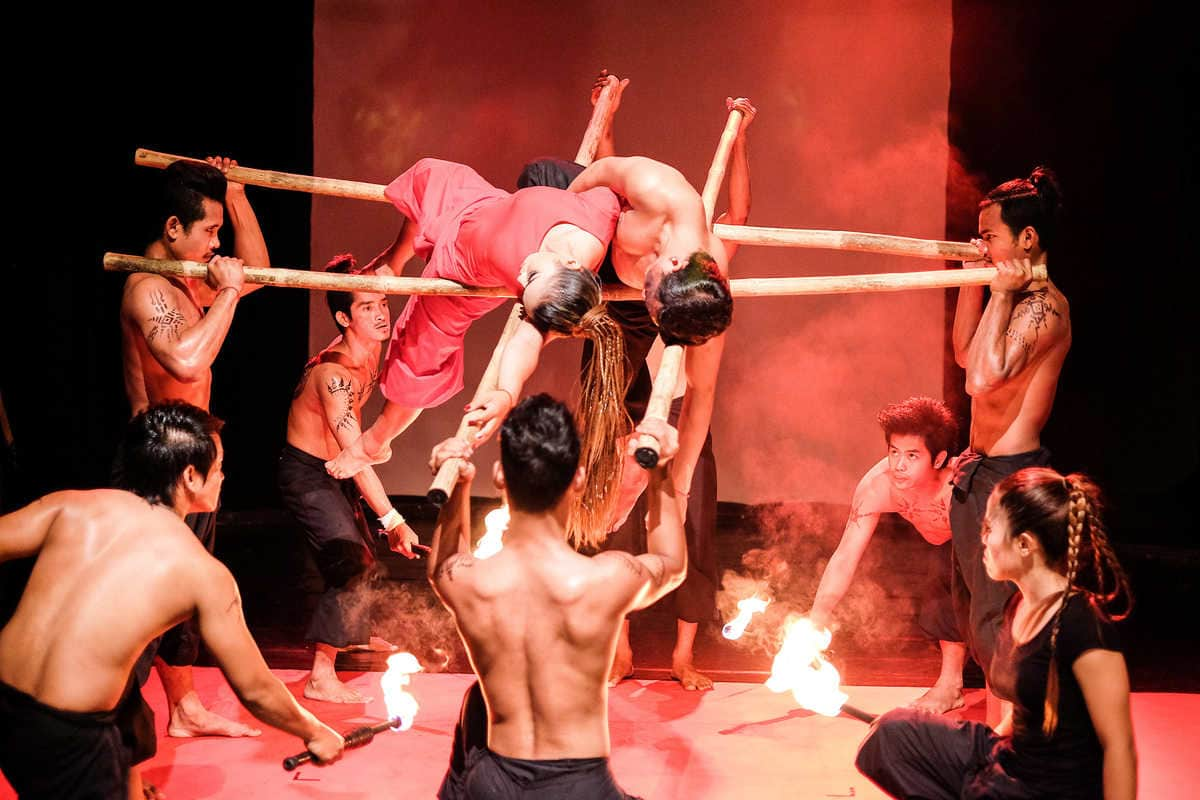 Phare, The Cambodian Circus Show