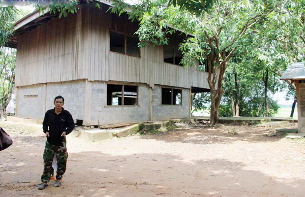 The Cultural Site Of Khmer Rouge (Tamok House)